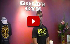 Robert Alha - Gold's Gym Parramatta