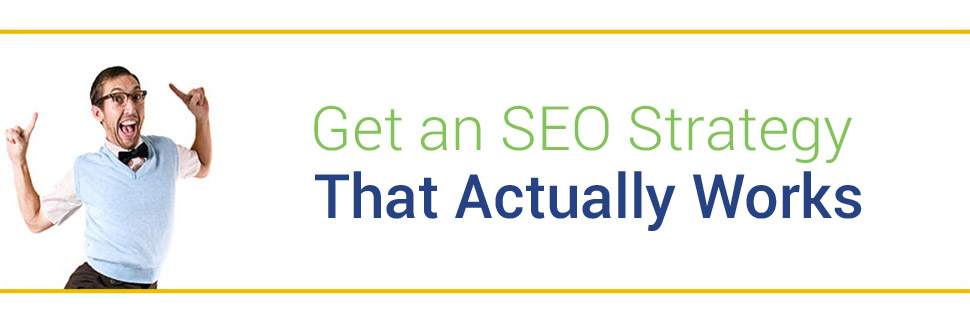 Get an SEO Strategy that actually works from an SEO agency in Sydney
