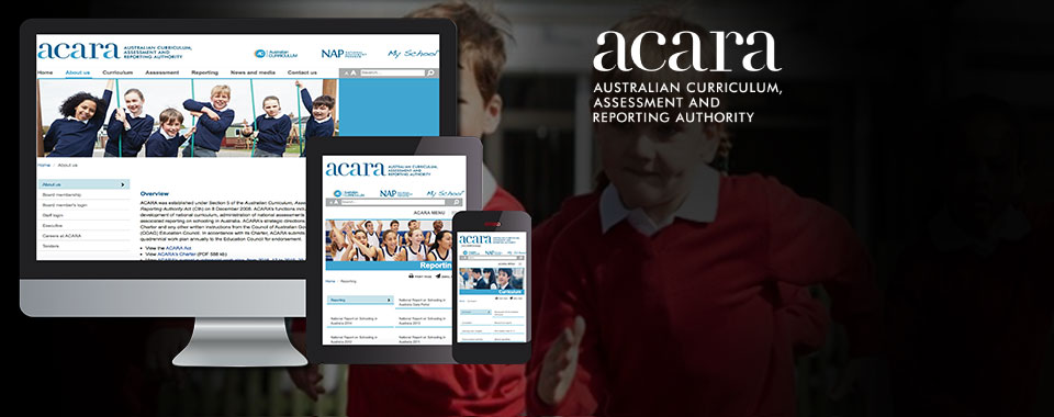 Connecting with Acara