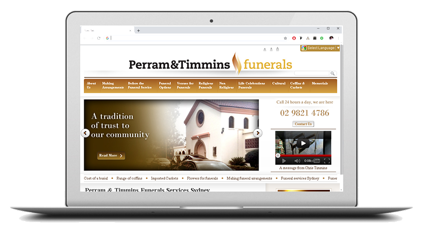 Perram and Timmins Funerals