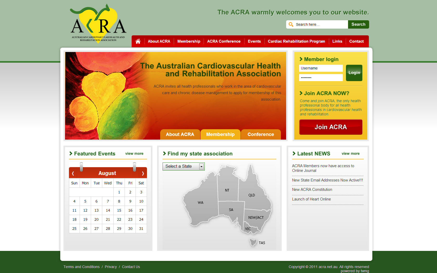Check out ACRA Home TWMG to know how our web developers and web design Sydney team to help your online marketing, SEO, SEM, social marketing and web development.
