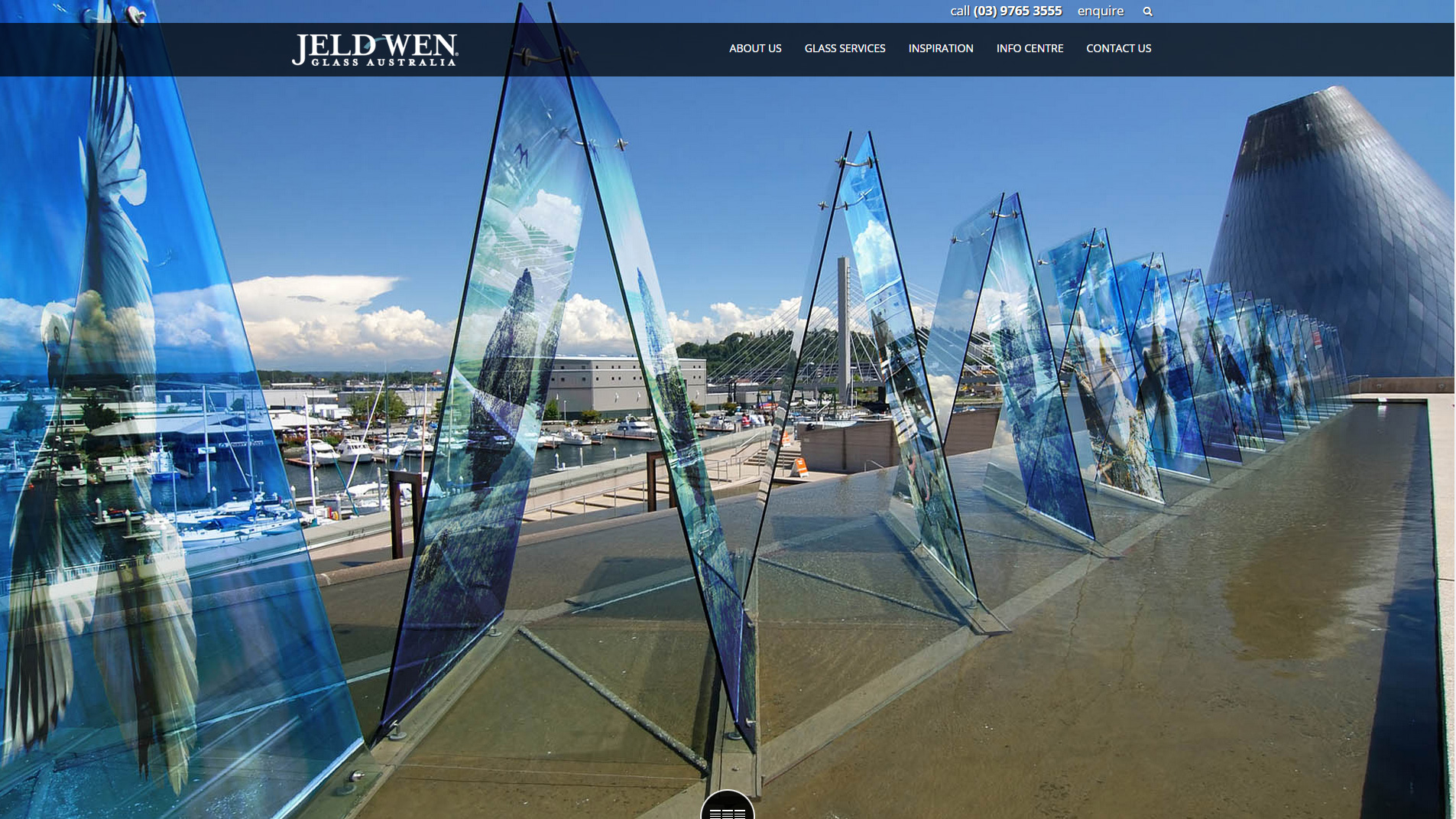 Check out New JELD-WEN Glass Website - Home to know how our web developers and web design Sydney team to help your online marketing, SEO, SEM, social marketing and web development.