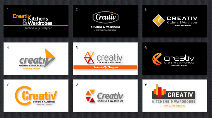 Check out Creativ Kitchens Logo Design to know how our web developers and web design Sydney team to help your online marketing, SEO, SEM, social marketing and web development.