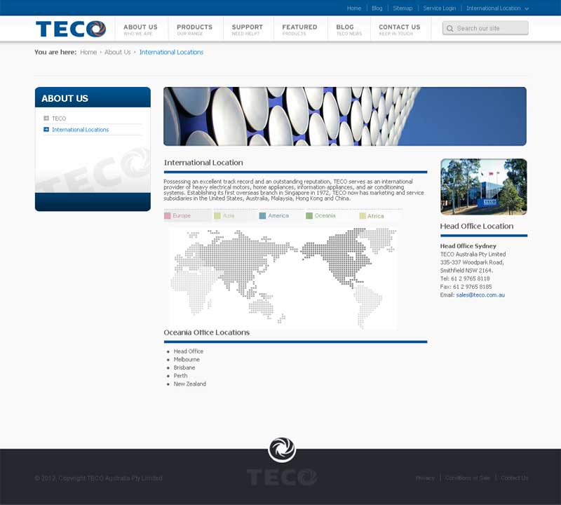 Check out Teco International Sydney to know how our web developers and web design Sydney team to help your online marketing, SEO, SEM, social marketing and web development.