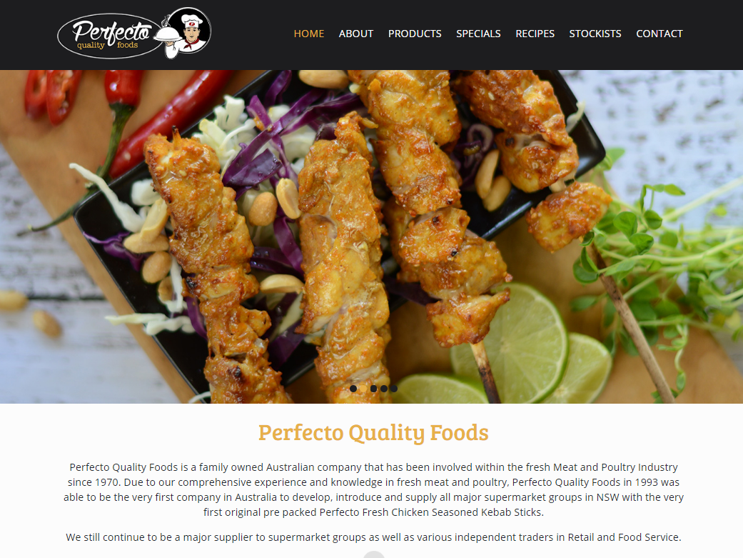 Perfecto Foods TWMG case studies